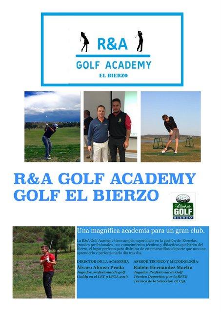 Golf Bierzo - TIME TO PLAY GOLF ACADEMY - Golf Bierzo Casaclub